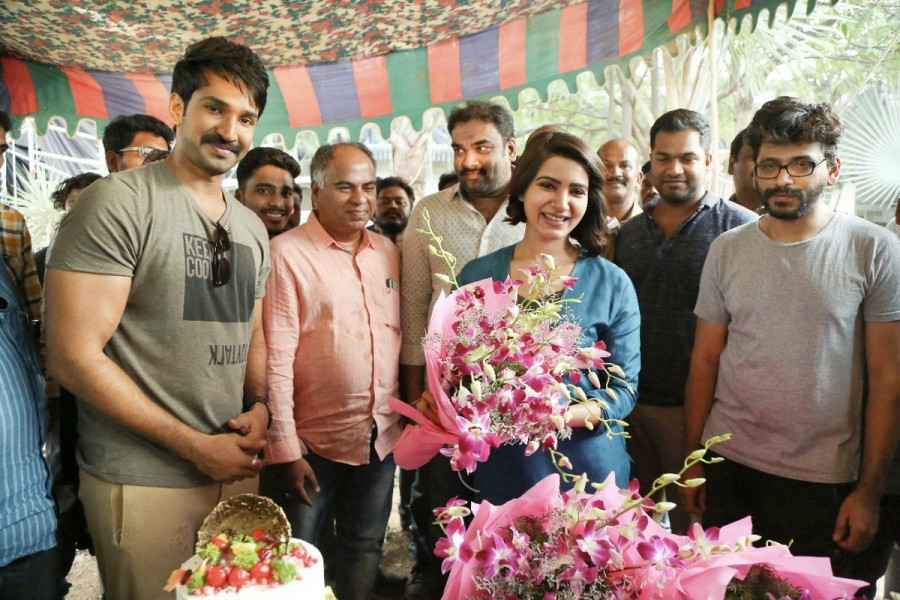 Samantha Akkineni,Samantha,Samantha birthday,Samantha birthday celebration,Samantha birthday celebration pics,Samantha birthday celebration images,U Turn