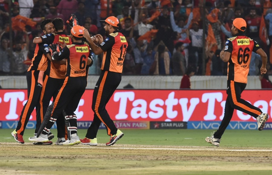 Sunrisers Hyderabad beat Royal Challengers Bangalore,SRH beats RCB,Virat Kohli,Indian Premier League,Indian Premier League 2018,IPL 2018,IPL 2018 pics,IPL 2018 images