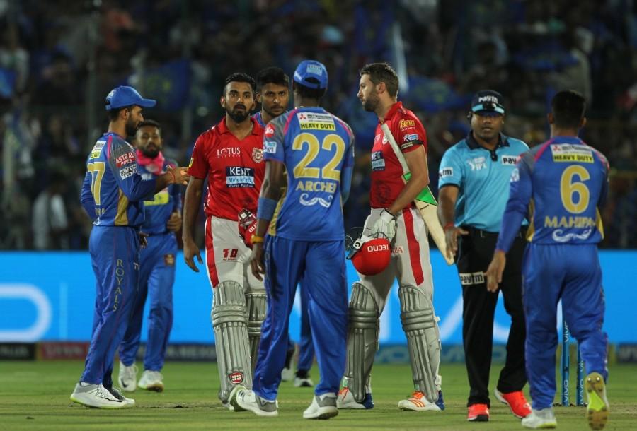 Rajasthan Royals,Rajasthan Royals beats Kings XI Punjab,Kings XI Punjab,Rajasthan Royals IPL,Indian Premier League,Indian Premier League 2018,Indian Premier League pics,IPL pics,IPL images,IPL stills