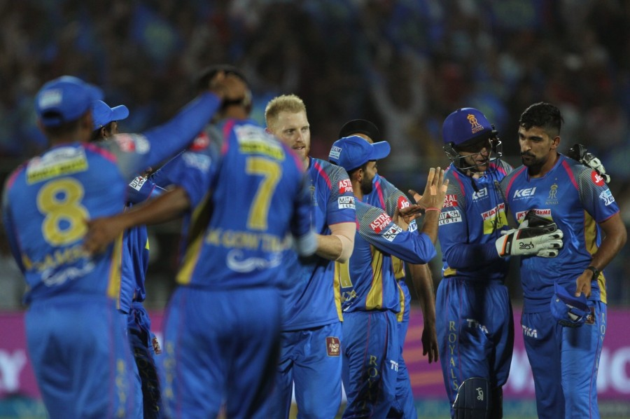 Rajasthan Royals,Rajasthan Royals beats Kings XI Punjab,Kings XI Punjab,Rajasthan Royals IPL,Indian Premier League,Indian Premier League 2018,Indian Premier League pics,IPL pics,IPL images,IPL stills