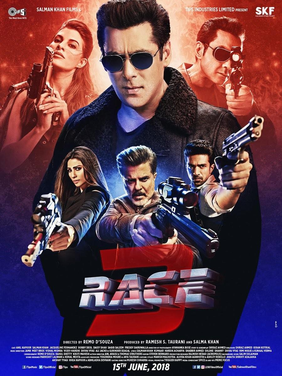 Race 3,Race 3 logo,Race 3 first look,Race 3 poster,salman khan race 3,Jacqueline Fernandez,Jacqueline Fernandez Race 3,Salman Khan,Salman Khan pics