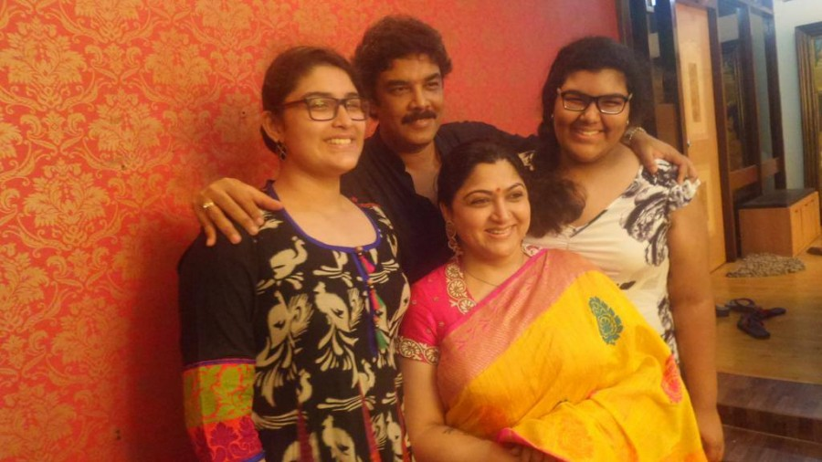 Khushboo Sundar,Khushboo wedding anniversary,Rare and unseen photos,Khushboo photos
