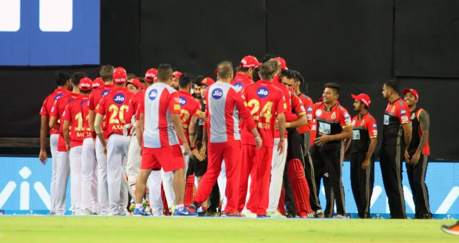 Kings XI Punjab,Royal Challengers Bangalore,RCB beats XIP,Virat Kohli,Indian Premier League,Indian Premier League  2018,IPL 2018,IPL 2018 pics,IPL 2018 images