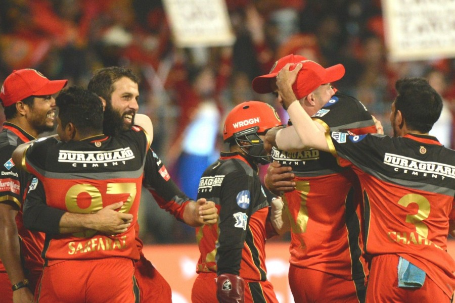 Royal Challengers Bangalore,Sunrisers Hyderabad,RCB beats SRH,Kane Williamson,Manish Pandey,Virat Kohli,Indian Premier League,Indian Premier League  2018,Ipl 2018