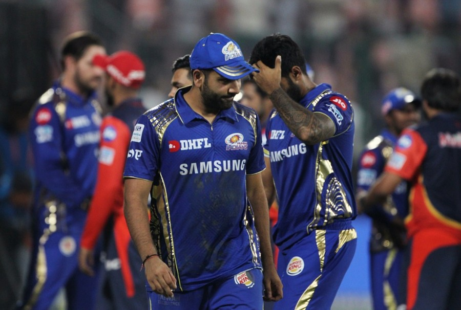 Delhi Daredevils,Delhi Daredevils beats Mumbai Indians,Mumbai Indians,IPL 2018,Indian Premier League,Indian Premier League 2018,Rohit Sharma