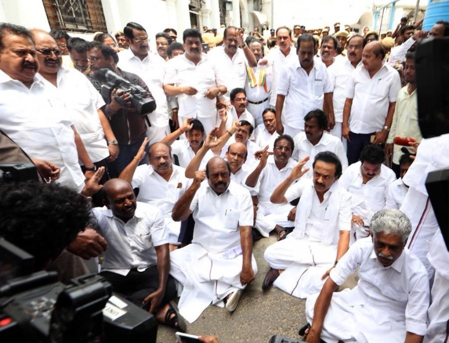 MK Stalin,DMK,Anti-Sterlite protests,Sterlite protests,Thoothukudi,Thoothukudi Protest,President MK Stalin