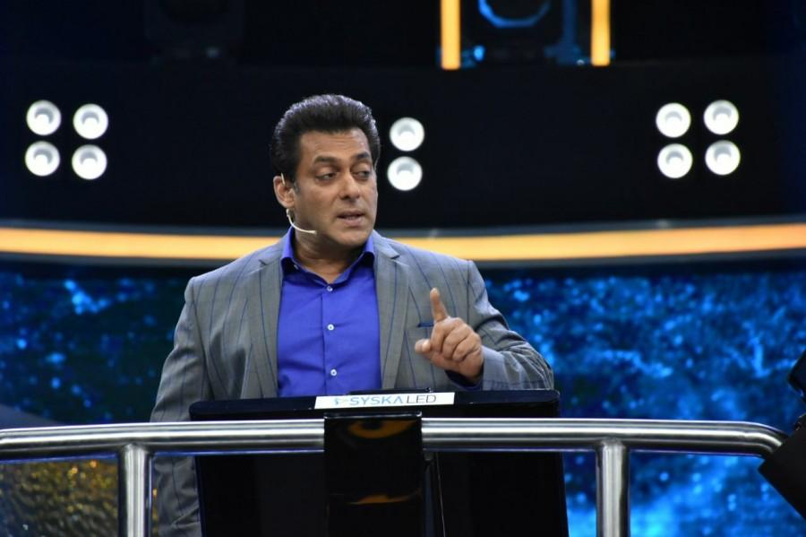 Salman Khan,actor Salman Khan,Dus Ka Dum Season 3,Dus Ka Dum,Dus Ka Dum Season 3 launch,Dus Ka Dum Season 3 opening