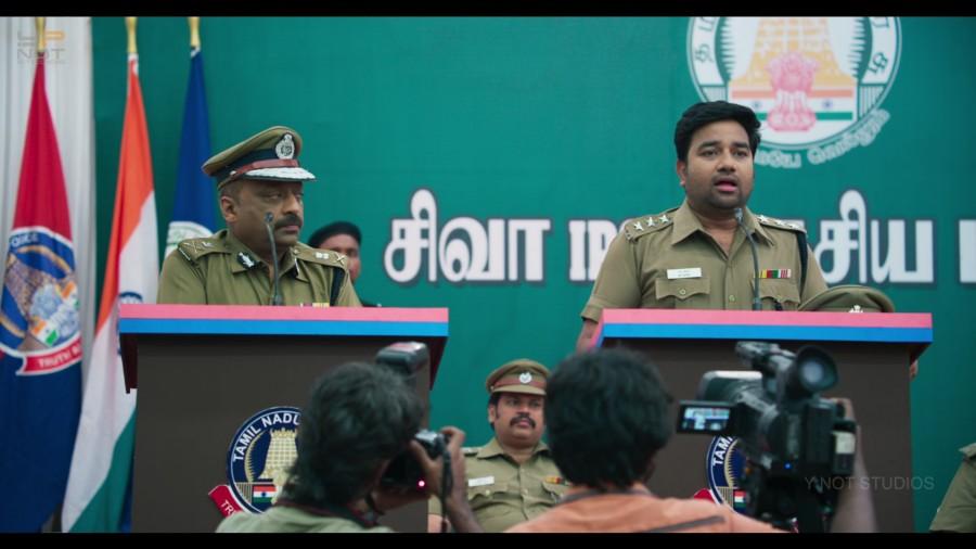 Tamizh Padam 2.0 trailer,Tamizh Padam 2.0,Tamizh Padam 2.0 trailer pics,Vijay,Ajith,Surya,Shanush,Shiva,mirchi Shiva,Shiva Tamizh Padam 2.0