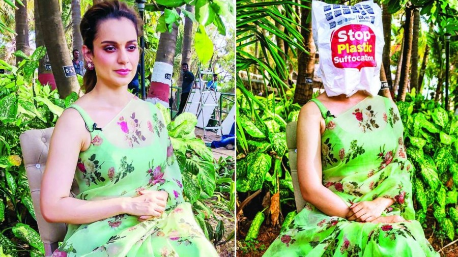 Kangana Ranaut,Alia Bhatt,Dia Mirza,Arjun Kapoor,World Environment Day 2018,World Environment Day,World Environment Day celebration