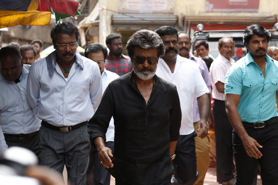 Rajinikanth,Nana Patekar,Pa Ranjith,Kaala,Kaala review,Kaala movie review,kaala box office collection,Rajinikanth Kaala,Superstar Rajinikanth