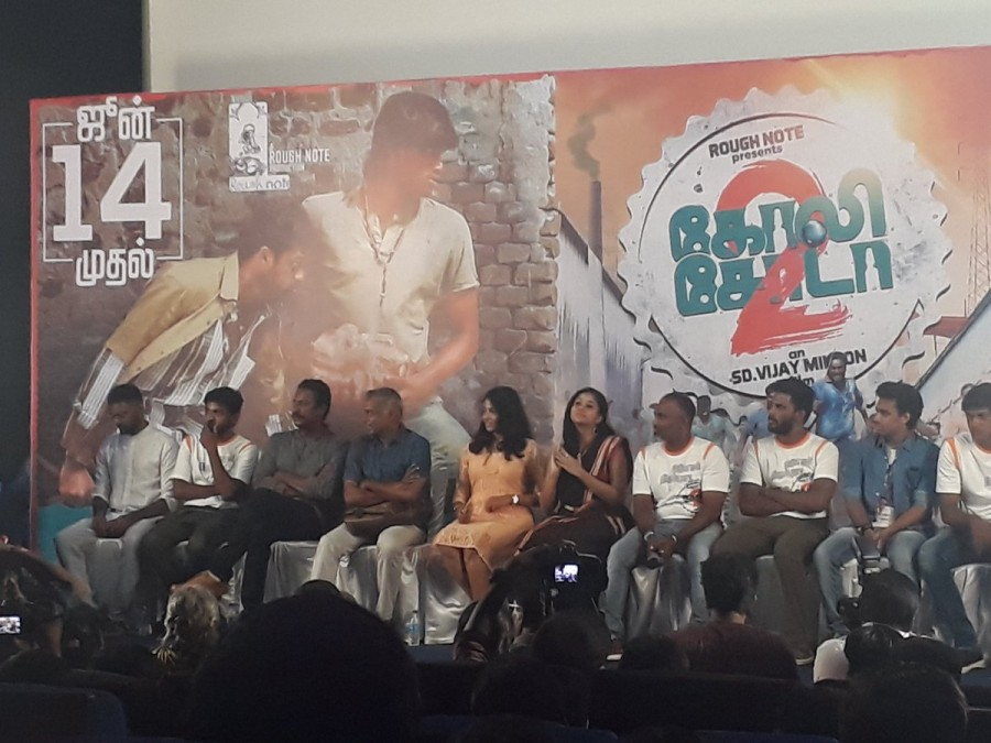 Vijay Milton,Gautham Menon,Samuthirakani,Goli Soda 2,Goli Soda 2 press meet,Goli Soda 2 press meet pics,Goli Soda 2 press meet images,Goli Soda 2 press meet stills,Goli Soda 2 press meet pictures,Goli Soda 2 press meet photos