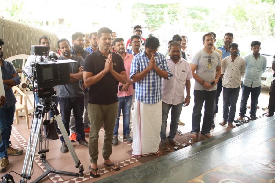 Prabhudheva,actor Prabhudheva,Prabhudheva new movie,Prabhudheva and Nivetha Pethuraj,Nivetha Pethuraj