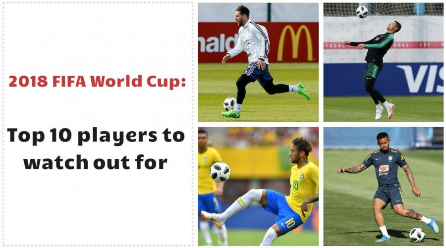 2018 FIFA World Cup,FIFA World Cup,FIFA World Cup 2018,Lionel Messi,Neymar,Toni Kroos,Cristiano Ronaldo,Luis Suárez,Gabriel Jesus,Kylian Mbappé,Paulo Dybala