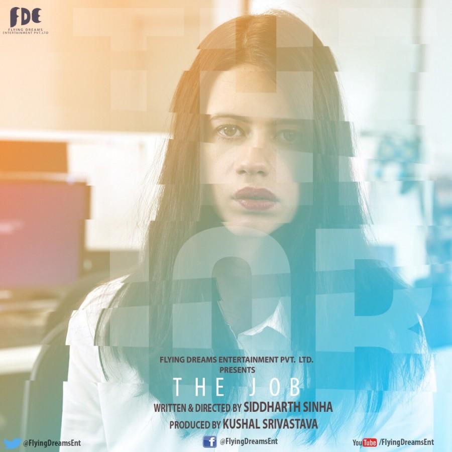 Kalki Koechlin,Kalki Koechlin's The Job,The Job first look,The Job poster,The Job movie poster,The Job pics,The Job pics images