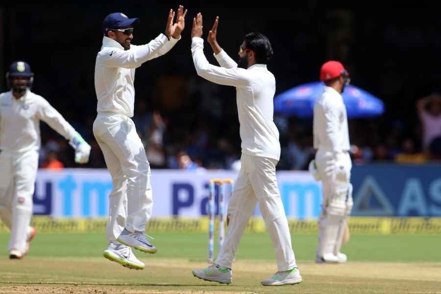 India beats Afghanistan,India vs Afghanistan,India vs Afghanistan Test,India vs Afghanistan test match,Ravichandran Ashwin