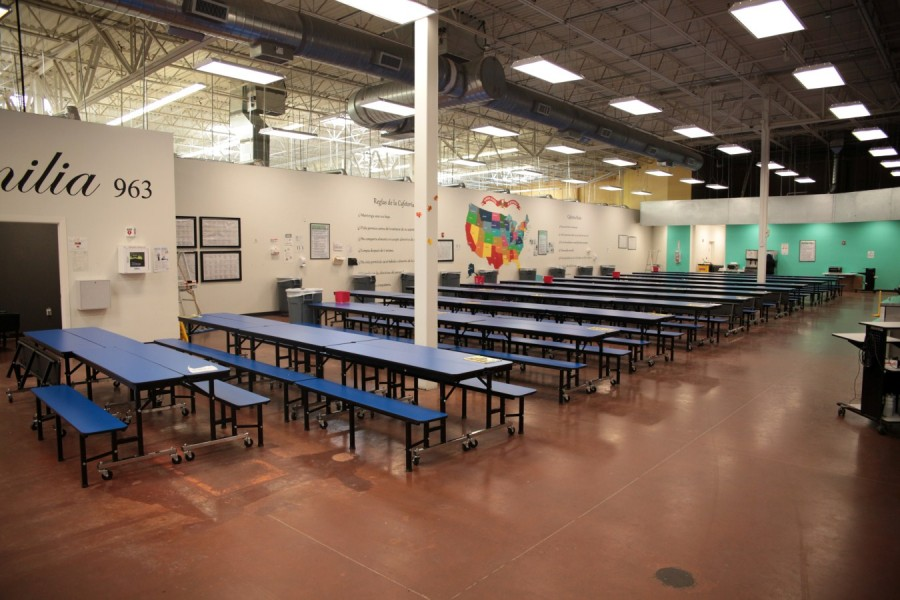 Casa Padre,Inside Casa Padre,unaccompanied minors,immigrant children