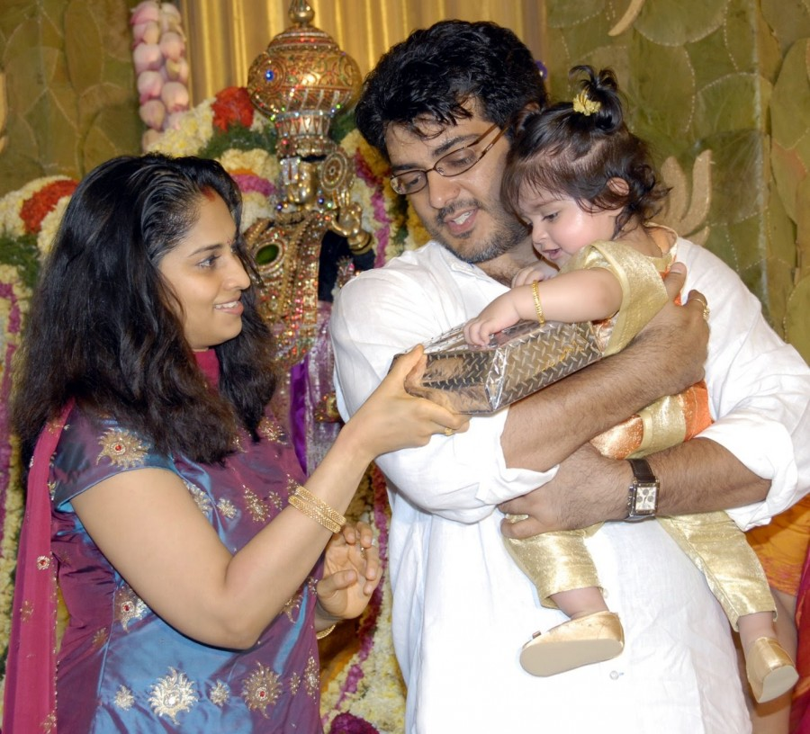 Ajith and Shalini Rare and Unseen Pics,Ajith and Shalini,15th Wedding Anniversary of Ajith & Shalini,ajith and shalini wedding celebration,ajith wedding celebration,ajith 15th year wedding celebration,Ajith,Shalini,actor ajith,ajith rare and unsee