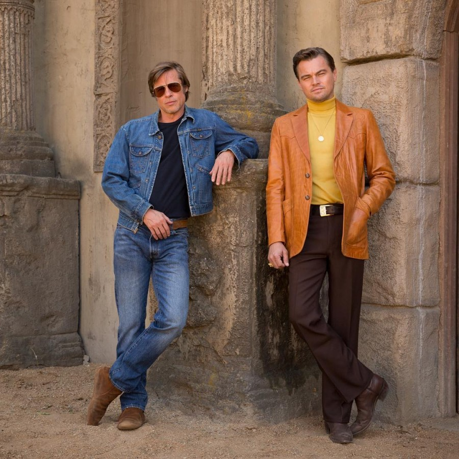 Leonardo DiCaprio,Once upon a time in Hollywood,Once upon a time in Hollywood first look,Once upon a time in Hollywood poster