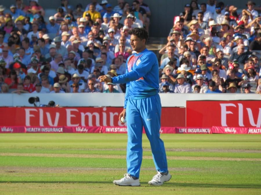 Lokesh Rahul,Kuldeep Yadav,Ind vs Eng,Ind vs Eng first T20I,Ind vs Eng T20I,Lokesh Rahul and chinaman Kuldeep Yadav