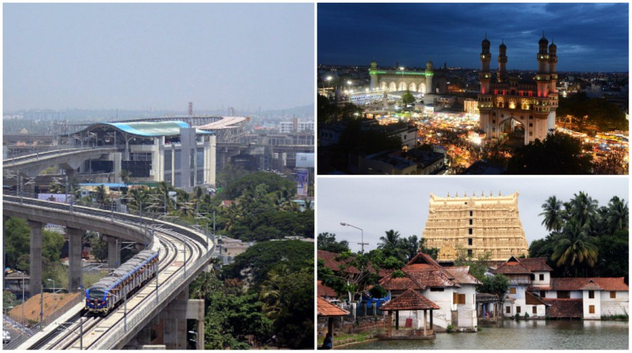 Best cities in india,best cities to live in india,hyderabad the best city to live in india,hyderabad and pune