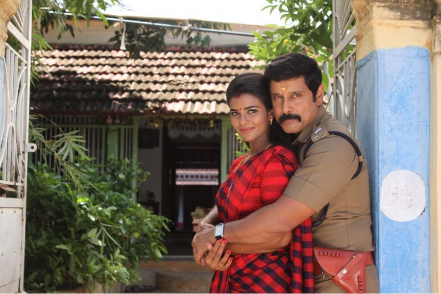 Vikram,Keerthy Suresh,Bobby Simha,Saamy Square movie stills,Saamy Square,Saamy Square movie pics,Vikram Saamy Square,Saamy Square pics,Saamy Square images
