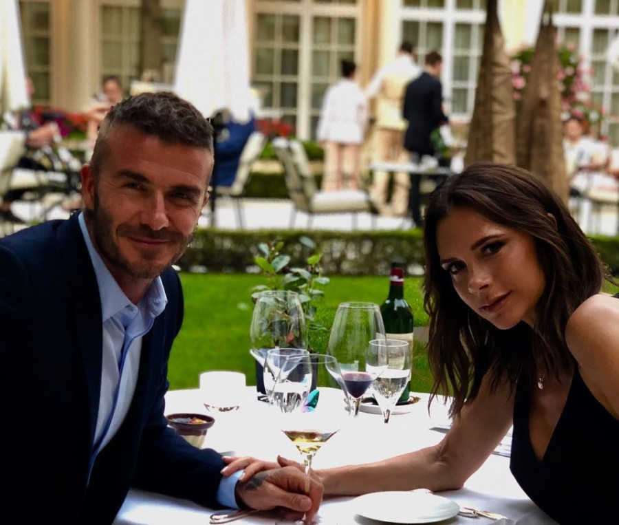 David Beckham and Victoria Beckham,Victoria Beckham,David Beckham,David Beckham wedding anniversary,David Beckham wedding anniversary pics,David Beckham wedding anniversary images,David Beckham wedding anniversary stills