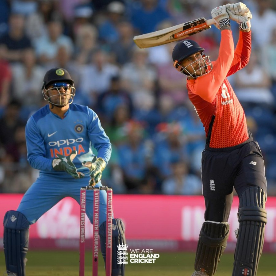Alex Hales,Ind vs Eng,England beats India,England trash India,2nd T20I,Virat Kohli,MS Dhoni,Sophia Gardens