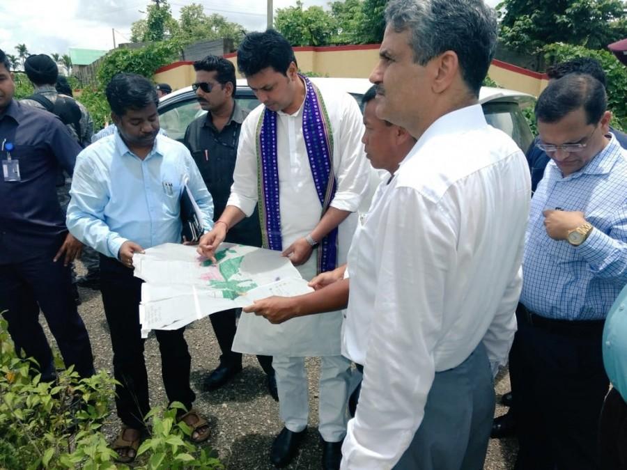 Tripura CM Biplab Kumar Deb,CM Biplab Kumar Deb,Biplab Kumar Deb,Biplab Kumar Deb AIIMS hospital,AIIMS hospital