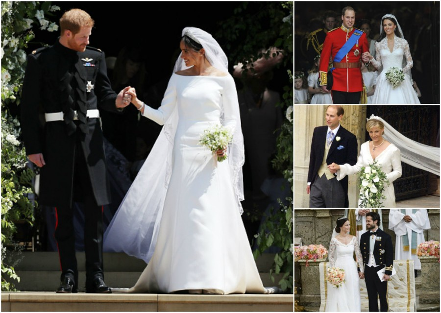 The royal brides,royal wedding gowns,best wedding gowns,royal weddings