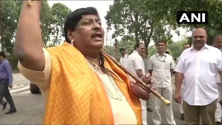 Telugu Desam Party,Naramalli Sivaprasad,MP Naramalli Sivaprasad,Naramalli Sivaprasad as Annamayya,Annamayya,Lord Balaji,BJP,Modi,Narendra Modi