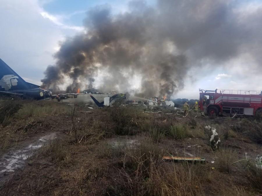 Aeromexico plane,Aeromexico plane crashes,Aeromexico commercial flight,Durango,Aeromexico plane crashes in Durango