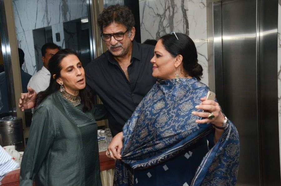 Shah Rukh Khan,Shah Rukh Khan watches Fanney Khan,Fanney Khan,Fanney Khan special screening,Aishwarya Rai,Anil Kapoor,Aishwarya Rai and Anil Kapoor
