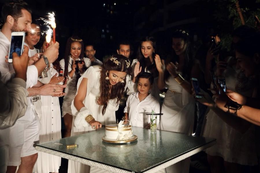 Shama Sikander,Shama Sikander birthday celebration,Shama Sikander and James Milliron,Raai Laxmi,Veer Aryan,Shama Sikander birthday pics,Shama Sikander birthday images,Shama Sikander birthday stills,Shama Sikander birthday pictures,Shama Sikander birthday