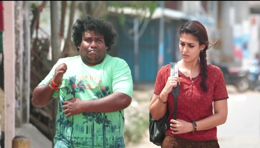 Nayanthara and Yogi Babu,Nayanthara,Yogi Babu,Kolamaavu Kokila,Kolamaavu Kokila movie stills,Kolamaavu Kokila movie pics,Kolamaavu Kokila movie images,Kolamaavu Kokila movie pictures,Kolamaavu Kokila movie photos