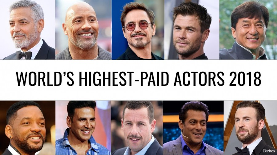 Akshay Kumar,Salman Khan,Forbes' highest paid actors 2018,Forbes' highest paid actors,highest paid actors 2018,highest paid actors