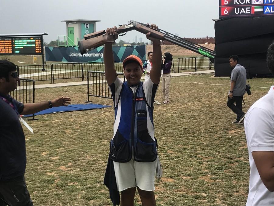 Asian games,asian games 2018,Asian Games Day 5,asian games live,Asian Games Live Day 5,asian games updates,Shardul Vihan,shooter Shardul Vihan,Shardul Vihan wins sliver