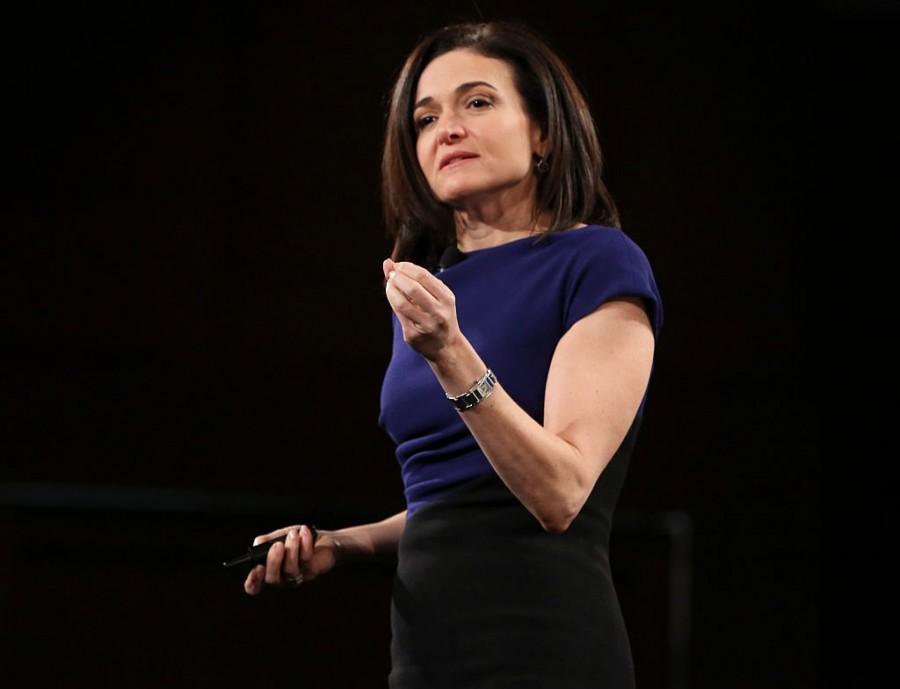 Facebook COO Sheryl Sandberg,Facebook's Sheryl Sandberg,Sheryl Sandberg,motivational speaker,how to find motivation,Mark Zuckerberg,Facebook,motivation