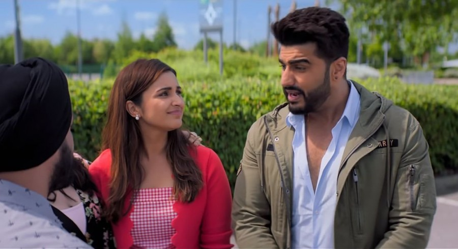 Namaste England,Namaste England trailer,Namaste England movie trailer,Arjun Kapoor and Parineeti Chopra,Arjun Kapoor,Parineeti Chopra