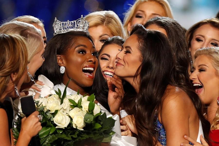 Miss New York Nia Franklin,Nia Franklin,Nia Franklin wins Miss America 2019,Miss America 2019,Nia Franklin pics,Nia Franklin images,Nia Franklin stills,Nia Franklin pictures,Nia Franklin photos