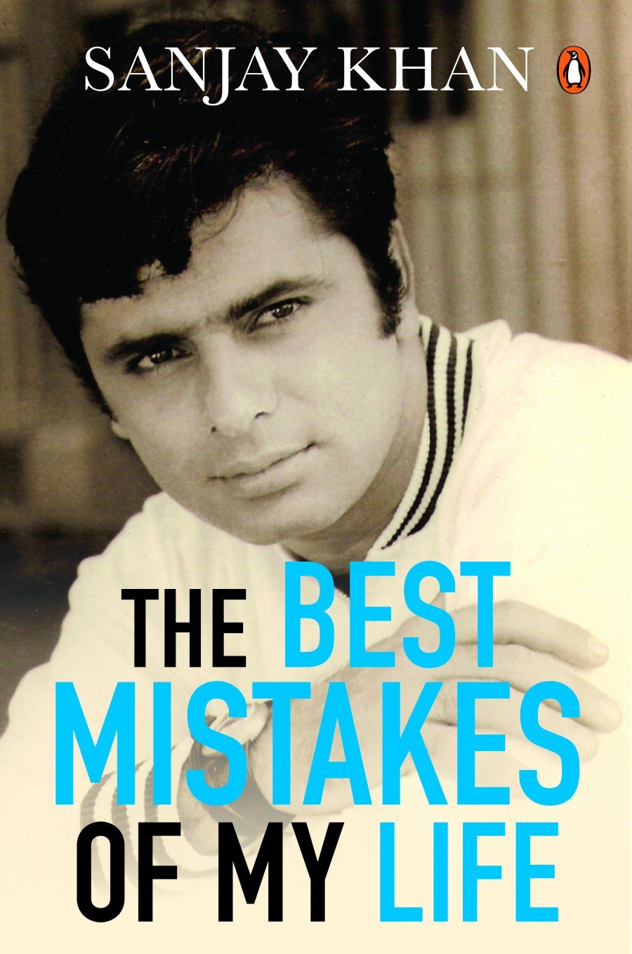 Hrithik Roshan,Sanjay Khan,Sanjay Khan autobiography first look,Sanjay Khan autobiography,The Best Mistakes of My Life,The Best Mistakes of My Life first look,The Best Mistakes of My Life poster,The Best Mistakes of My Life movie poster