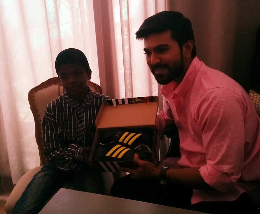 Ram Charan Follows Pawan Kalyan's Footsteps: Samantha's NGO Thanks him