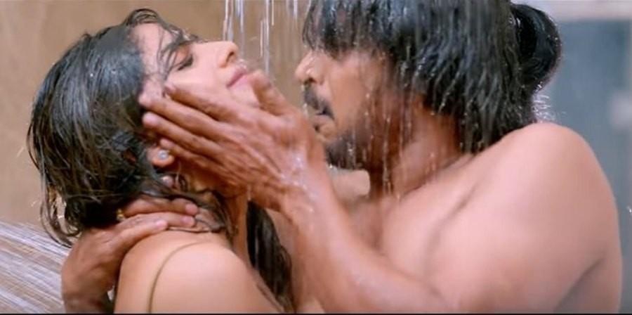 Upendra-Rachita Ram's erotic scene from I Love You