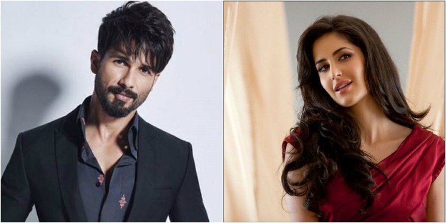 Shahid Kapoor and Katrina Kaif will share screen space for the first time in