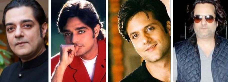 Chandrachur Singh and Fardeen Khan