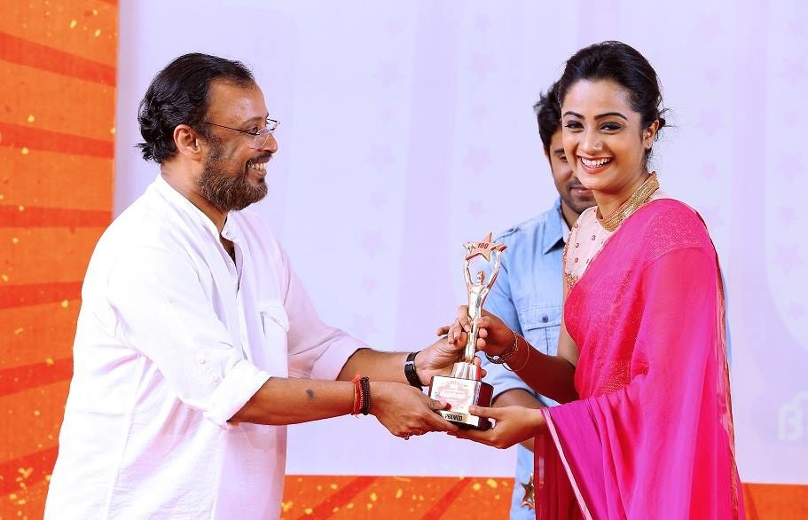Lal Jose and Namitha Pramod