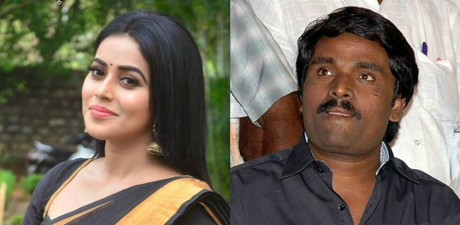 Poorna uses offensive languages against Anbu Chezhiyan