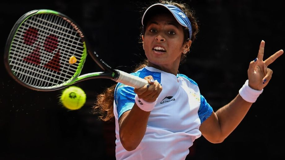 Asian Games 2018,Asian Games,Ankita Raina bags bronze,Ankita Raina wins bronze,Ankita Raina,Shuai Zhang,women's singles tennis