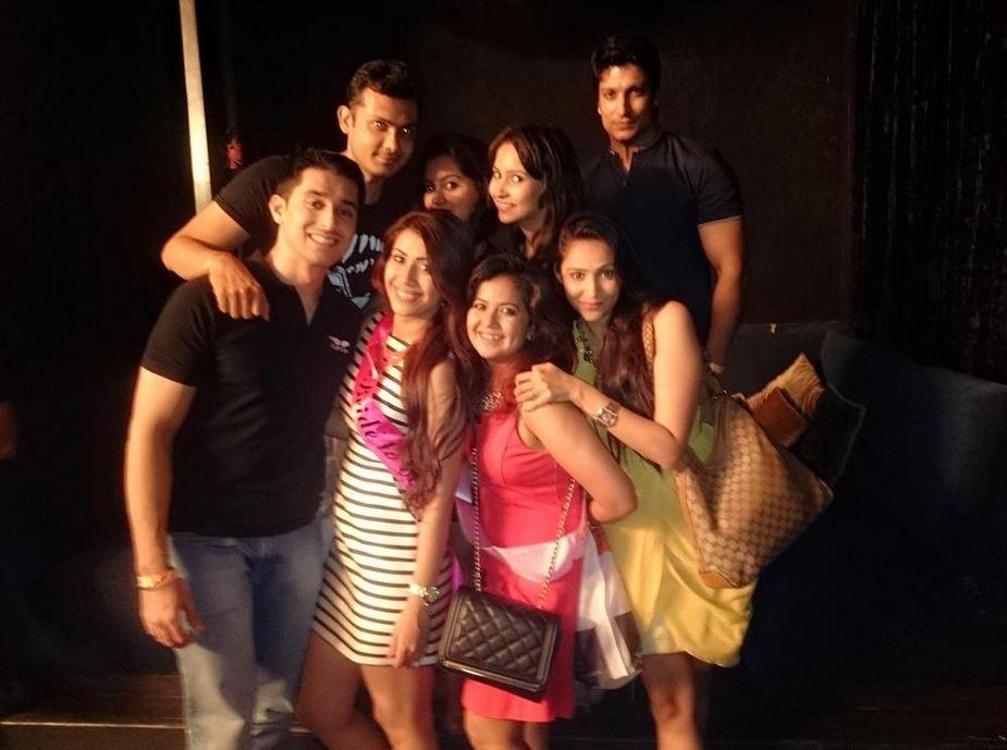 Karan Patel- Ankita Bhargava wedding