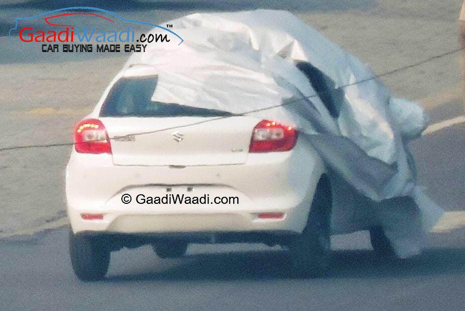 Maruti Suzuki YRA Hatchback to be Called Fronx?