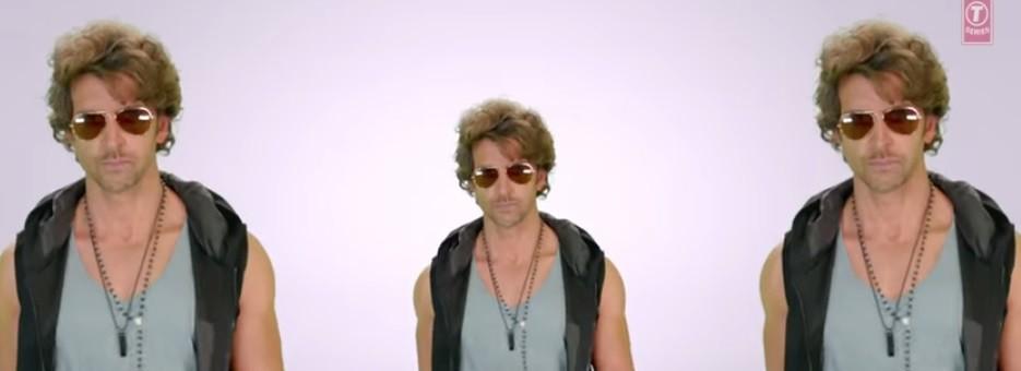 Hrithik Roshan in 'Birju' Video Song